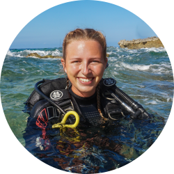 Tami from divingthisworld - The Scuba Diving Blog
