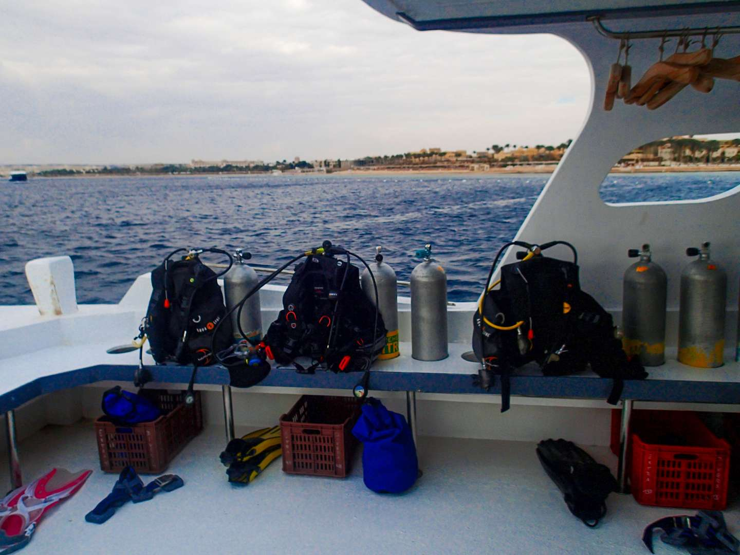 Diving Equipment First Time Scuba Diving