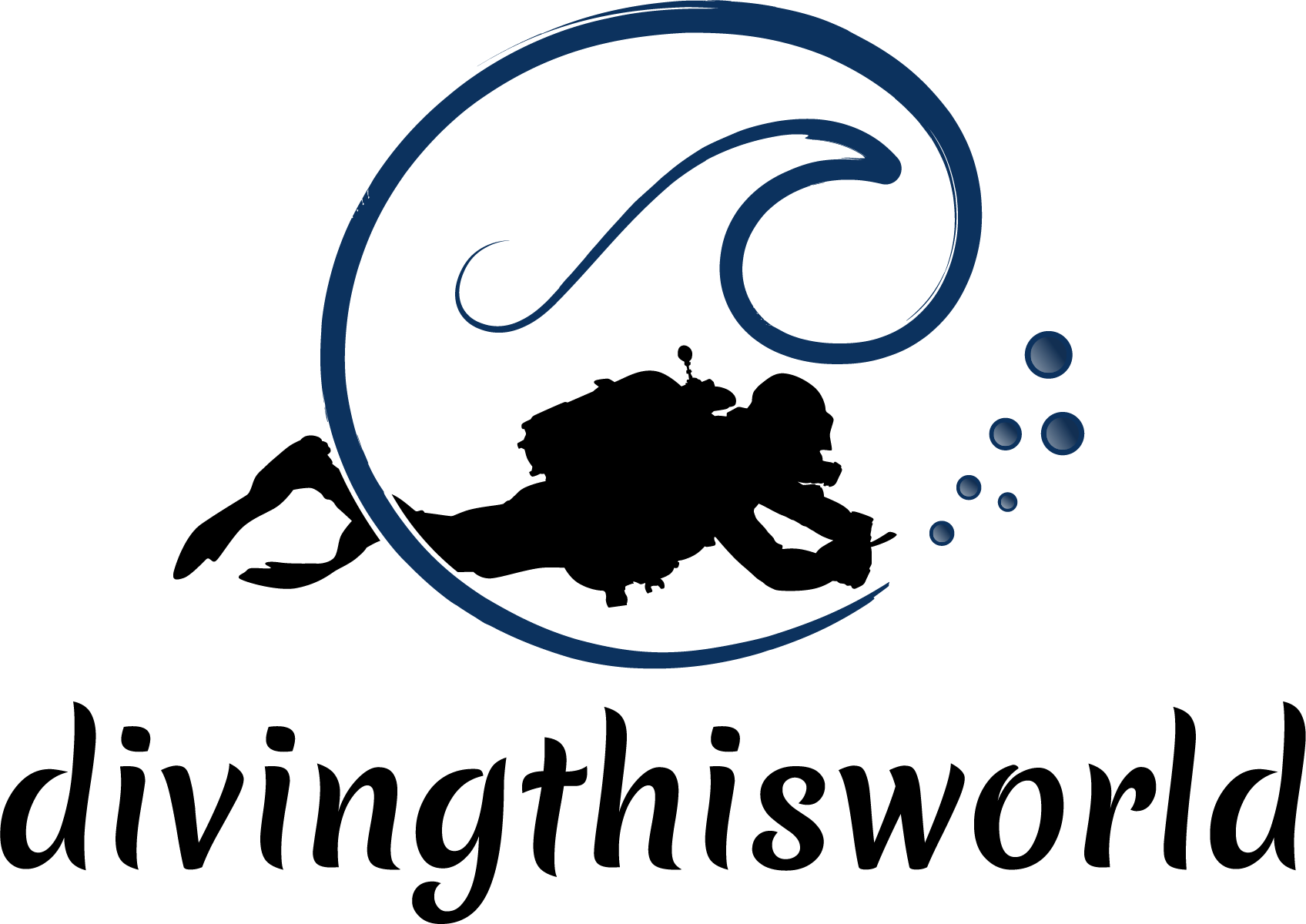 divingthisworld logo